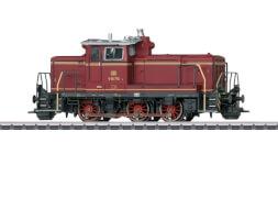 Märklin 37861 H0 Diesel-Rangierlok BR V 60 DB