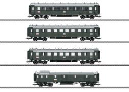 Märklin 41354 H0 Schnellzugwagen-Set Pfalz