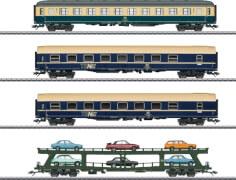 Märklin 42999 H0 Wagen-Set Autozug