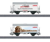 Märklin 44240 H0 Int.Tag der Modellbahn 2018-Wagen