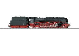 Märklin 39242 H0 Schwere Schnellzug-Dampflokomotive BR 08 mit Kohlenstaubtender, DR/DDR, Ep. III