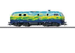 Märklin 39218 H0 Diesellokomotive BR 218 416-6 DB AG T