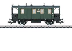 Märklin 42061 H0 Bayerischer Post- u.Gepäckwagen