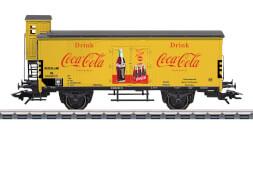 Märklin 48936 H0 Kühlwagen G10 Coca Cola NS