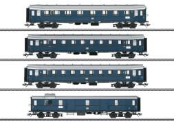 Märklin 42228 H0 Schnellzugwagen-Set DB