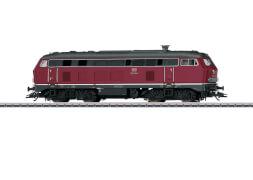 Märklin 37765 H0 Diesellokomotive Baureihe 218