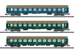 Trix T15997 N Personenwagen-Set Balt-Orient-Express