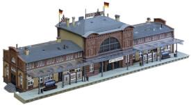 H0 Bahnhof Mittelstadt