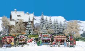 H0 Weihnachtsmarkt