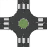 N Kreisverkehr