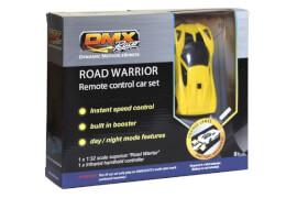 DMX Racer Infrarot Fahrzeug gelb, 1:32