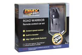 DMX Racer Infrarot Fahrzeug silber, 1:32