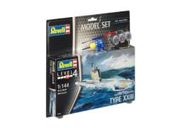 REVELL Model Set German Submarine XX