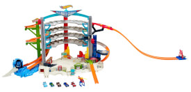 Mattel Hot Wheels  Megacity Parkgarage