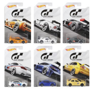 Mattel FKF26 Hot Wheels Gran Turismo Sortiment