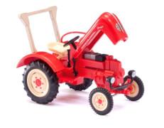 Traktor mit Überrollbügel