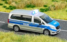 H0 Mercedes V-Klasse Polizei