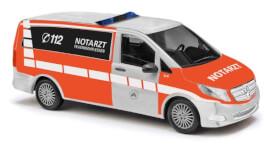 Mercedes V Notarzt FW Essen