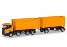 Scania CG 17 8x4 AbMuHzg, oran