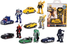 Dickie Transformers 2-pack 6-fach sortiert