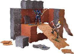 Jazwares Fortnite FNT0036 Turbo Builder Set mit Spielfiguren Jonesy and Raven