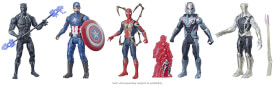 Hasbro E3348EU4 Avengers 6IN MOVIE FIGURES AST