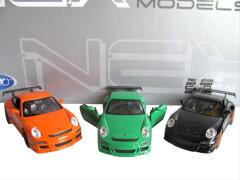 1:36 DC Porsche GT3 RS sortiert