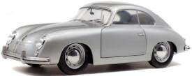 Solido 1:18 Porsche 356 pre-A, silber