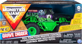 Spin Master Monster Jam RC Grave Digger