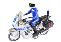 Speed Zone Polizeimotorrad mit Licht und Sound