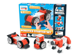 Robotics Starter Set, bunt, ab 6 Jahren