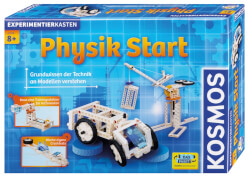 Kosmos Experimentierkasten Physik Start
