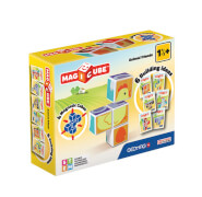 Geomag Magiccube (1+) - Animal Friends, 7-teilig, Kunststoff