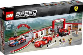 LEGO® Speed Champions 75889 Ferrari Ultimative Garage, 841 Teile