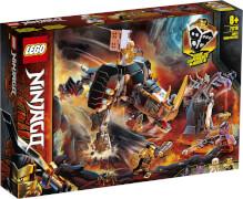 LEGO® NINJAGO 71719 Zanes Mino-Monster