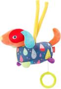 Fehn Color Friends Mini-Spieluhr Hund