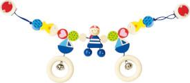 Kinderwagenkette Pirat, ca. 40 cm