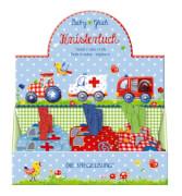 Die Spiegelburg - BabyGlück, Knistertuch Fahrzeuge, sortiert (nicht frei wählbar)