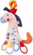 Fehn Color Friends Activity-Pferd mit Klemme