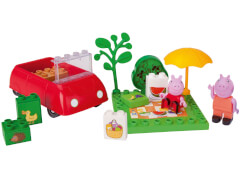 BIG PlayBIG Bloxx Peppa Pig Picnic Fun