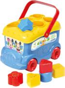 Clementoni Baby Sortier- Bus