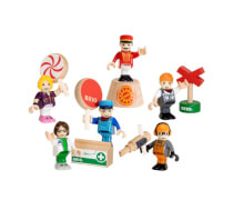 BRIO 33829000 Figuren Packs Serie 1