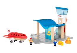 BRIO 63388300 Flughafen mit Tower