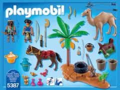 Playmobil 5387 Grabräuber-Lager