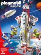 PLAYMOBIL 9488 Mars-Rakete mit Startrampe
