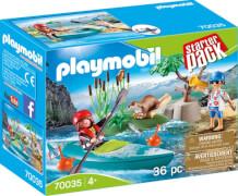 Playmobil 70035 StarterPack Kanu-Training