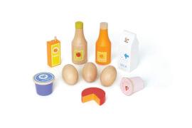 Hape - Gesunde Kost, 10-teilig, ab 3 Jahren