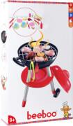 Beeboo Kitchen Kinder-Kugelgrill mit Zubehör