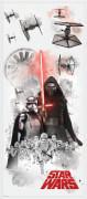 RoomMates  Star Wars VII Erste Ordnung Wandtattoo