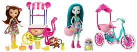 Mattel Enchantimals Puppe und Zubehör Sortiment
